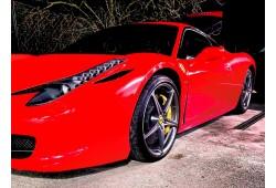 FERRARI 458 4.5 V8 570 hp