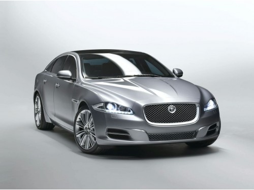 Jaguar XJ 5.0 V8 Supercharged 550 petrol 2015 -> ...