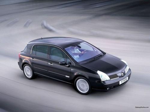 Renault Vel Satis 2.2 DCi 115 diesel 2002 -> 2010
