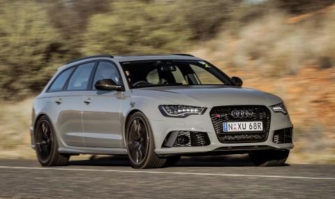 Audi RS6 avant 4.0 TFSI 560hp